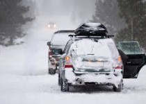 Winter Driving Lessons