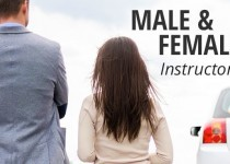 Male and Female Driving Instructors in London