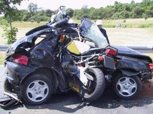 Top ten driving test failures