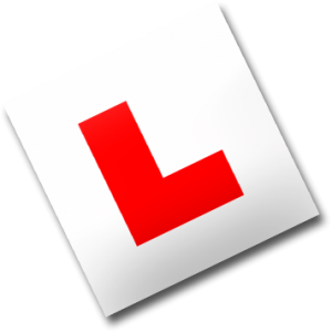 London Driving School L-Plates