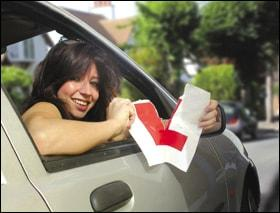 Intensive driving lessons pass Acton