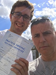 Driving Test Pass Clapham