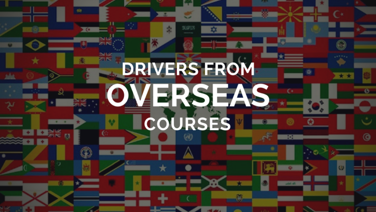 Driving in London on Overseas Licence