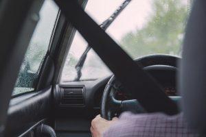 Keep calm when driving