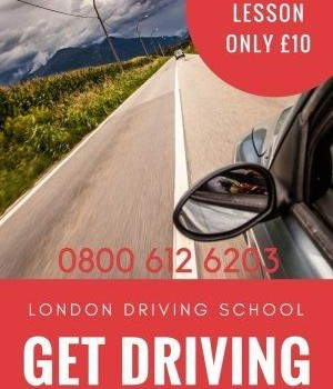 Driving Lesson £10