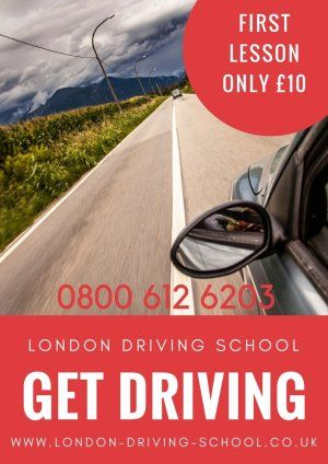 First London Driving Lesson £10