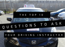 Top Questions to ask your driving instructor