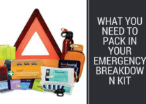 Emergency Breakdown Kit what you need in your car