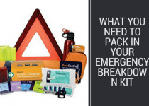 Emergency Breakdown Kit for your car