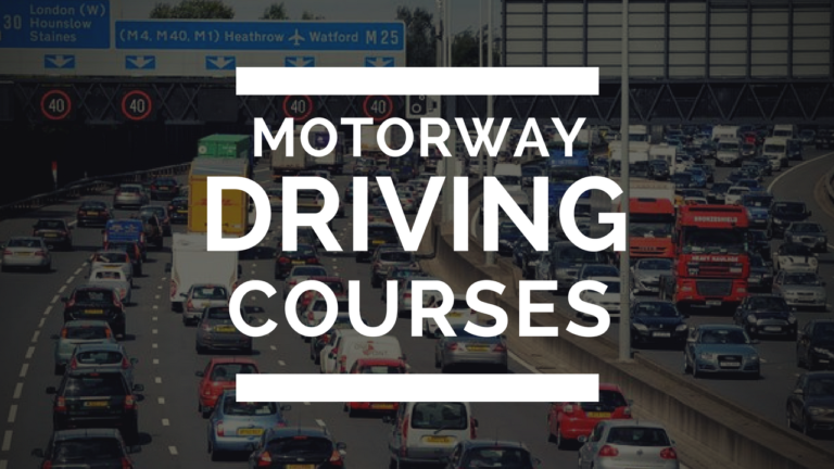 Motorway Driving Courses in London